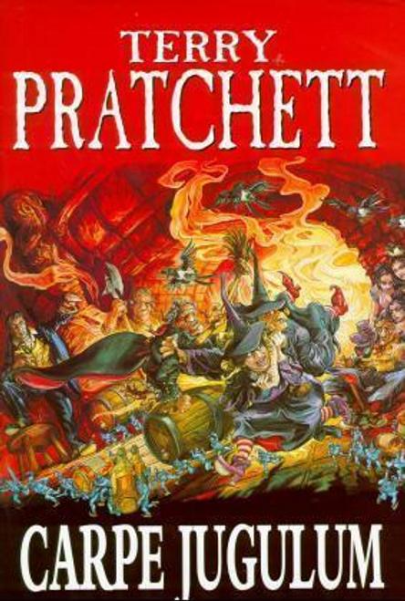 Pratchett, Terry / Carpe Jugulum (Hardback)