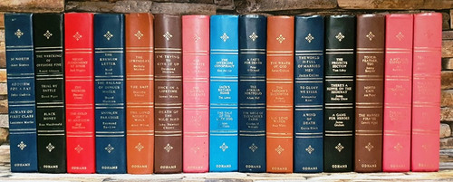 Odhams: Man's Book (15 Book Collection) 45 Stories in total