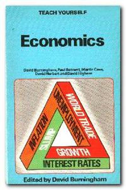Burningham, David / Teach Yourself: Economics
