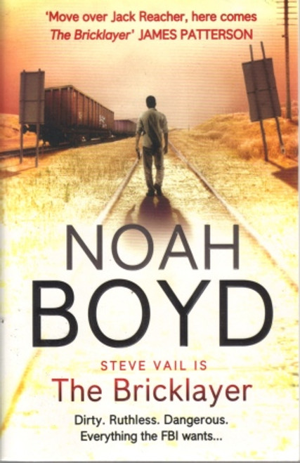 Boyd, Noah / The Bricklayer