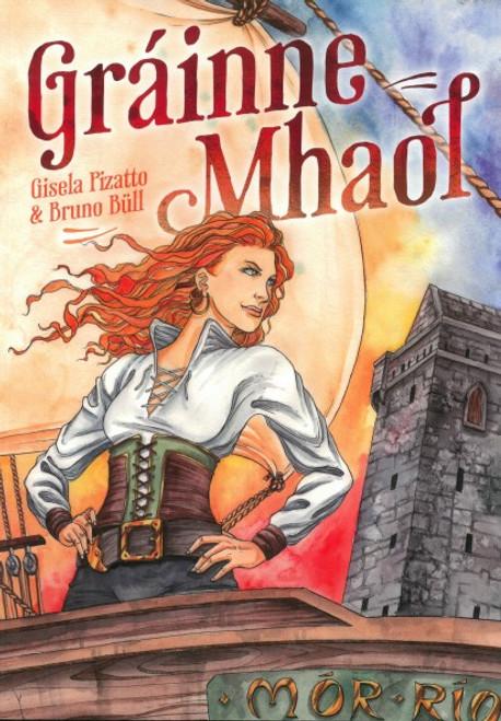 Pizatto, Gisela & Bull, Bruno - Gráinne Mhaol -PB - As Gaeilge - BRAND NEW