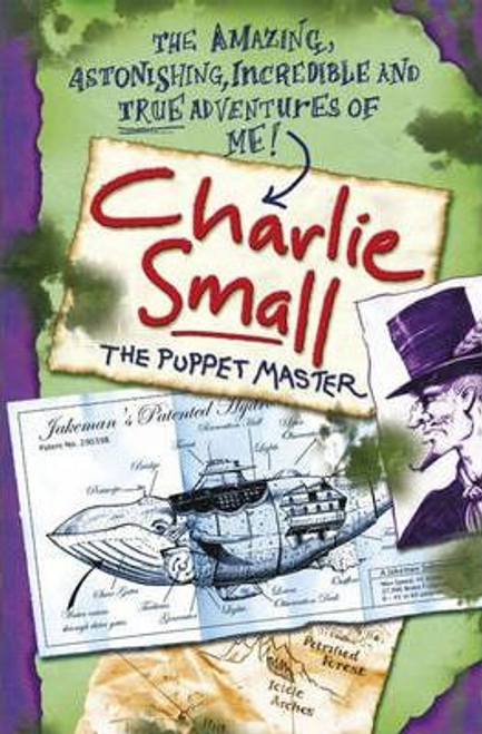 Small, Charlie / The Puppet Master