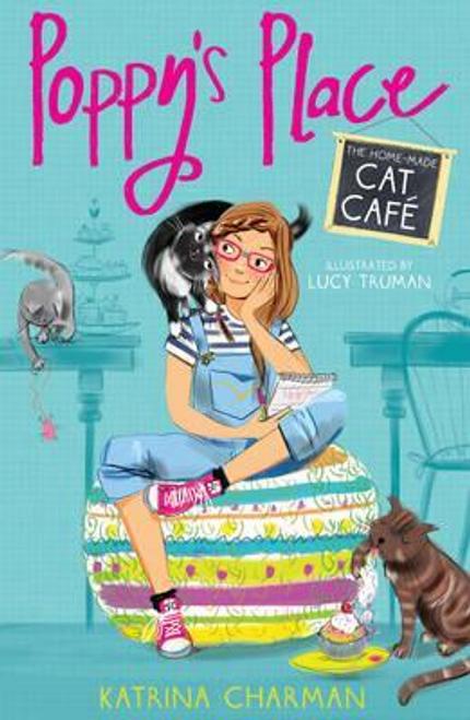 Charman, Katrina / The Home-made Cat Cafe