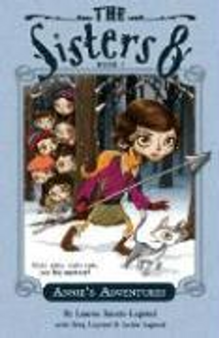 Baratz-Logsted, Lauren / The Sisters Eight Book 1: Annie's Adventures