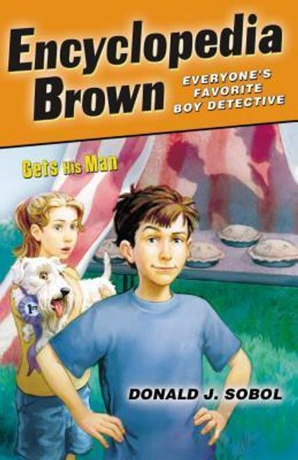 Sobol, Donald J. / Encyclopedia Brown Gets His Man