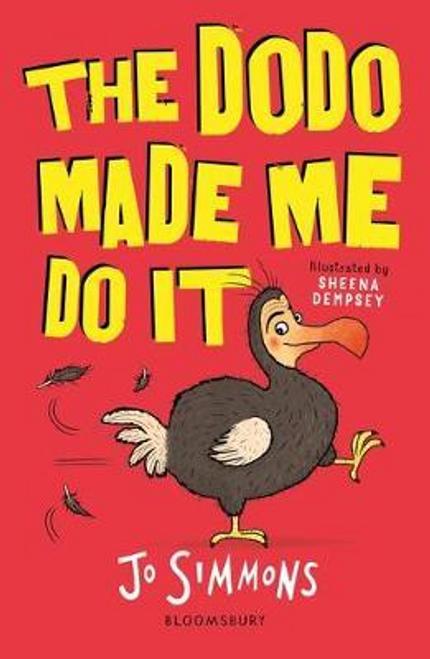 Simmons, Jo / The Dodo Made Me Do It