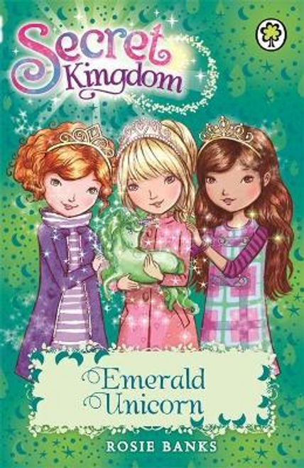 Banks, Rosie / Secret Kingdom: Emerald Unicorn : Book 23
