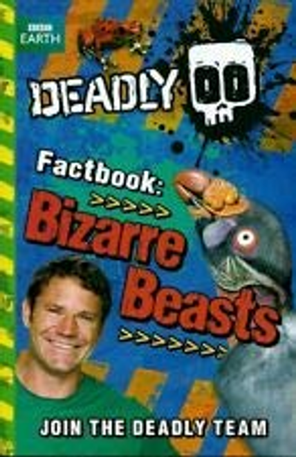Steve, Backshall / Bizarre Beasts Custom B 2014