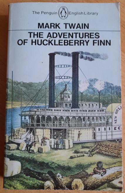 Twain, Mark - The Adventures of Huckleberry Finn - Vintage Penguin English Library Edition