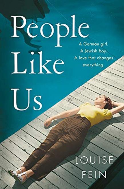 Fein, Louise / People Like Us (Large Paperback)