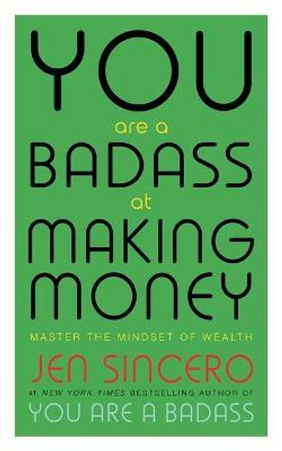 Sincero, Jen / You Are a Badass at Making Money (Large Paperback)