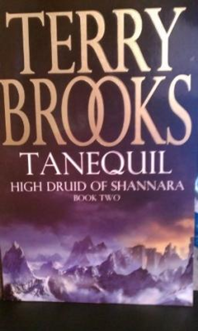 Brooks, Terry / Tanequil (Large Paperback)