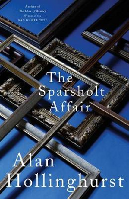 Hollinghurst, Alan / The Sparsholt Affair (Large Paperback)