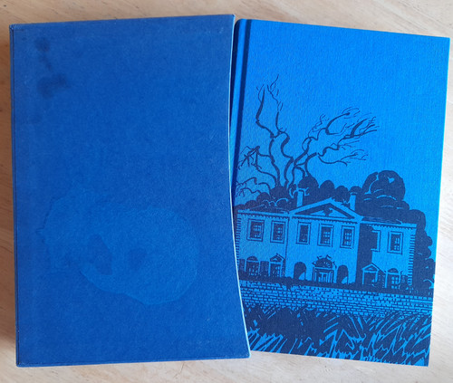 Tey, Josephine - The Franchise Affair - HB - Slipcased - Folio Society - 2010 ( Originally 1948)