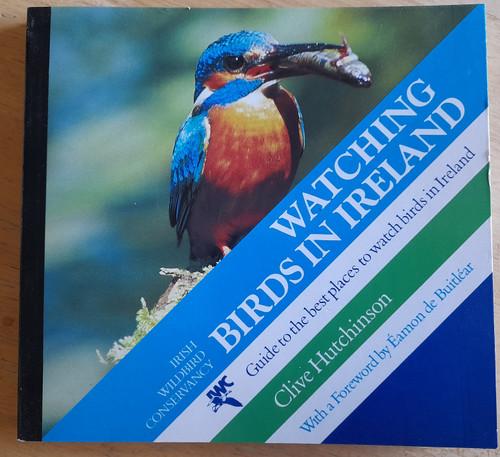 Hutchinson, Clive - Watching Birds in Ireland - PB - 1986  ( Irish Wildbird Conservancy)