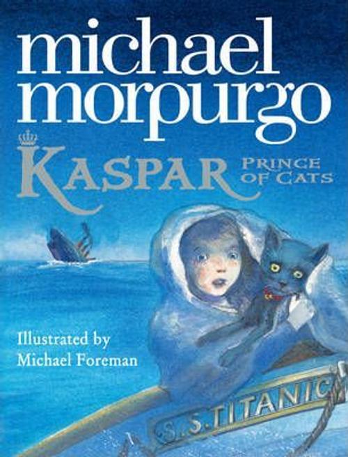 Morpurgo, Michael / Kaspar : Prince of Cats (Large Paperback)