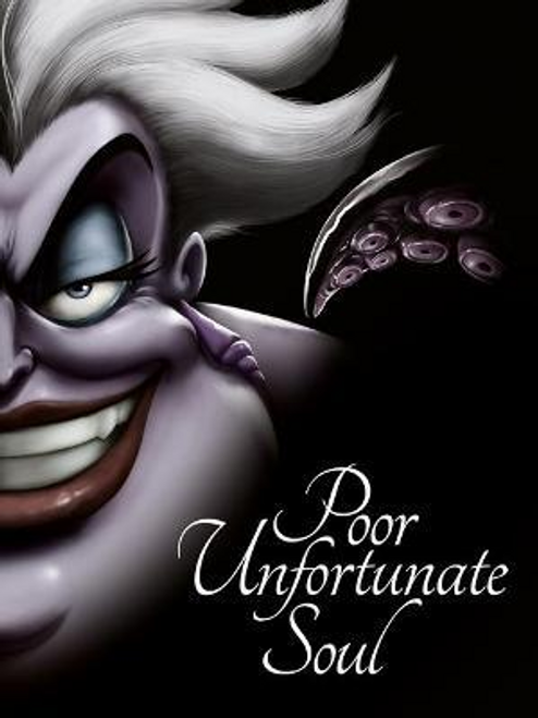 Valentino, Serena / Disney Princess: The Little Mermaid: Poor Unfortunate Soul (Large Paperback)