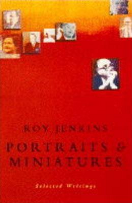 Jenkins, Roy / Portraits and Miniatures (Large Paperback)