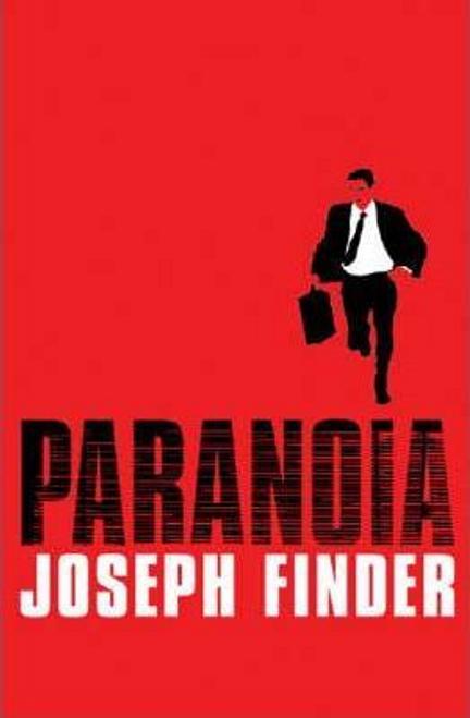 Finder, Joseph / Paranoia (Large Paperback)