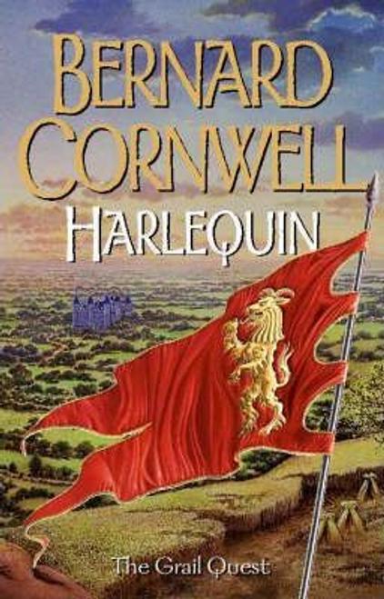 Cornwell, Bernard / Harlequin (Large Paperback)