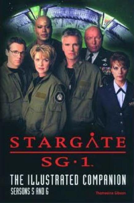 Gibson, Thomasina / Stargate SG-1 : The Illustrated Companion (Large Paperback)