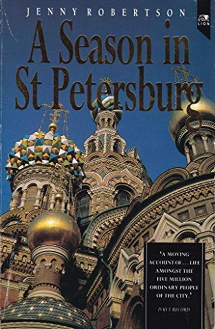 Robertson, Jenny / A Season in St. Petersburg (Large Paperback)