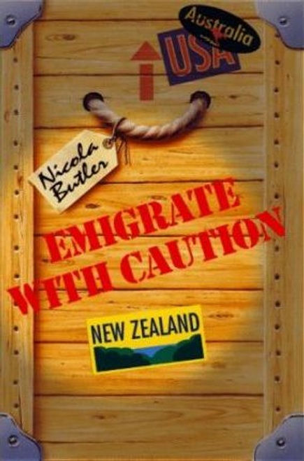 Butler, Nicola / Emigrate with Caution (Large Paperback)