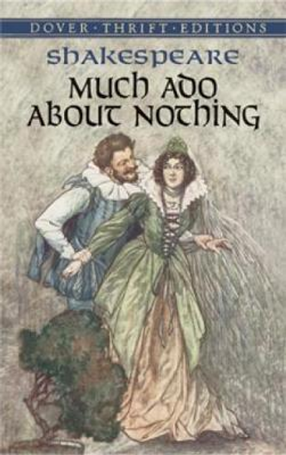 Shakespeare, William / Much Ado About Nothing (Large Paperback)