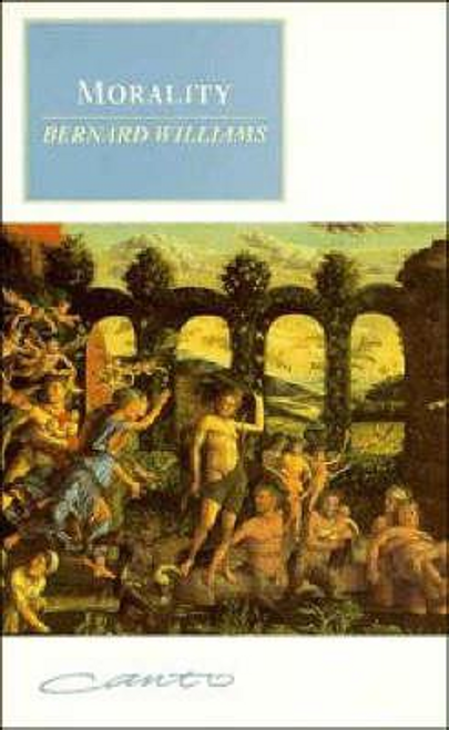 Williams, Bernard / Morality (Large Paperback)