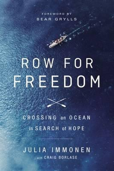 Immonen, Julia / Row for Freedom (Large Paperback)