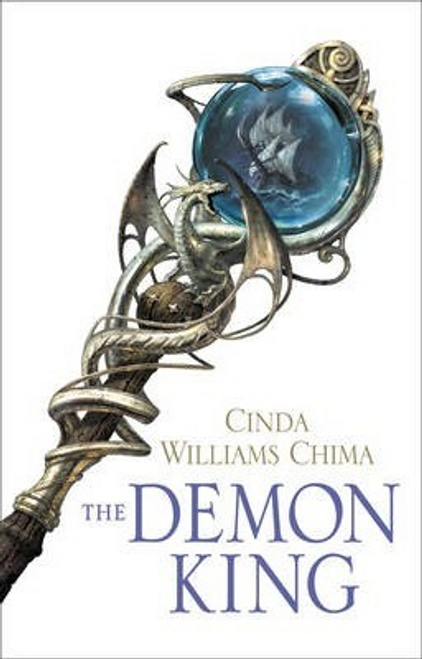 Chima, Cinda Williams / The Demon King : The Seven Realms Series Book 1 (Large Paperback)