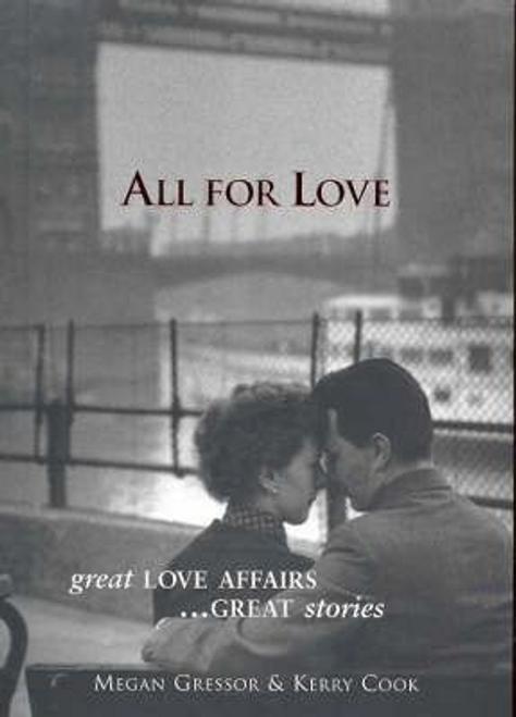 Gressor, Megan / All for Love (Large Paperback)
