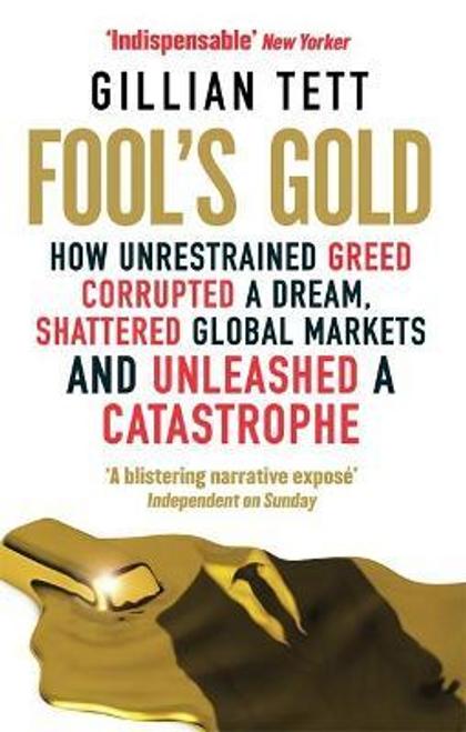 Tett, Gillian / Fool's Gold