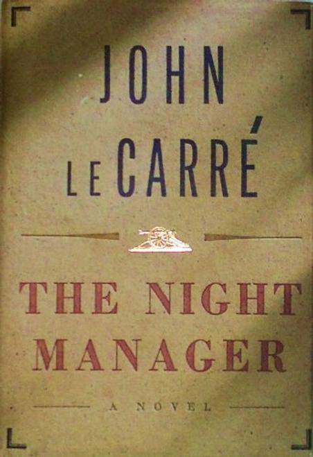 Le Carre, John / The Night Manager (Hardback)