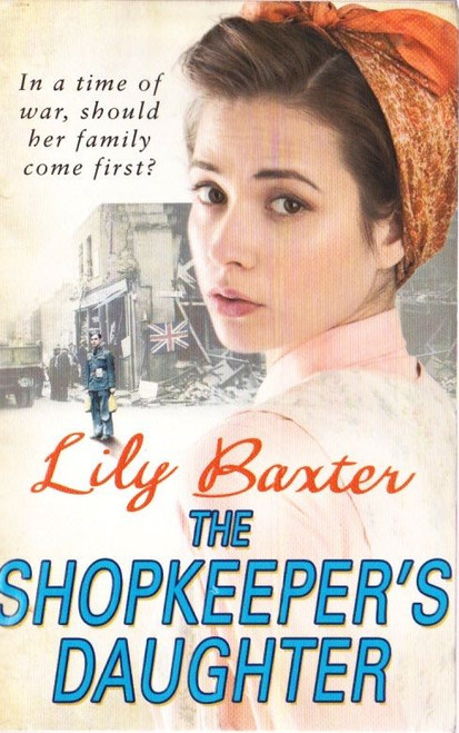 Baxter, Lily / The Shopkeeper's Daughter