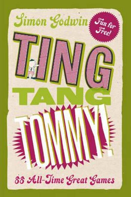 Godwin, Simon / Ting Tang Tommy (Hardback)