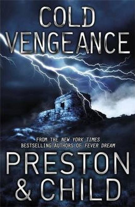 Preston, Douglas / A Cold Vengeance (Hardback)