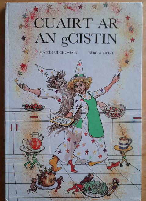 Uí Chomáin, Máirín - Cuairt ar an gCistin - HB - Cócaireacht - As Gaeilge - 1985