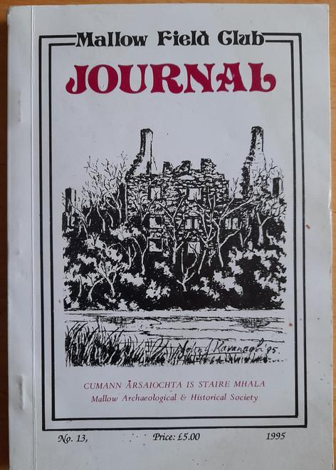 Mallow Field Club Journal - PB - 1995 - Cork