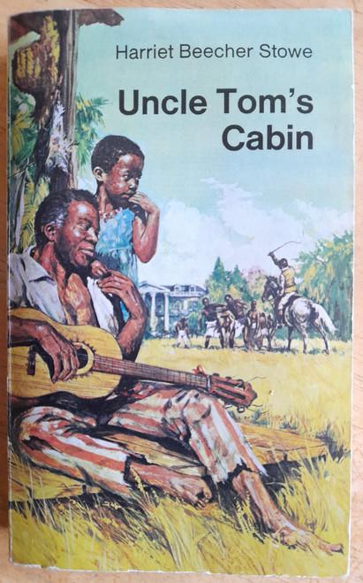 Stowe, Harriet Beecher - Uncle Tom's Cabin - Vintage Everyman PB - 1977