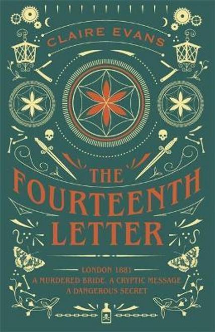 Evans, Claire / The Fourteenth Letter (Hardback)