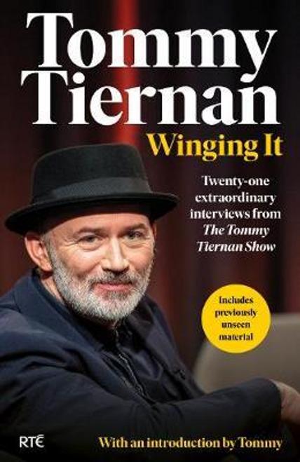 Tiernan, Tommy / Winging It (Hardback)