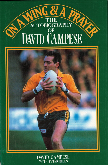 Campese, David / On a Wing and a Prayer (Hardback)