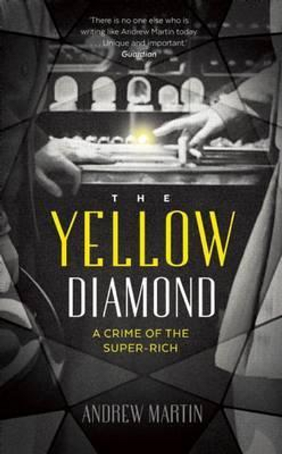 Martin, Andrew / The Yellow Diamond (Hardback)