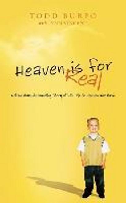 Burpo, Todd / Heaven is for Real (Hardback)