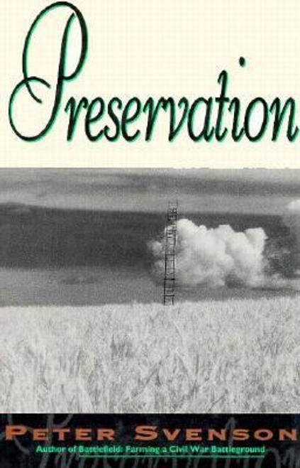 Svenson, Peter / Preservation (Hardback)