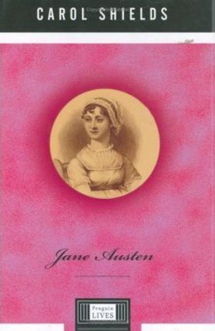 Shields, Carol / Jane Austen (Hardback)