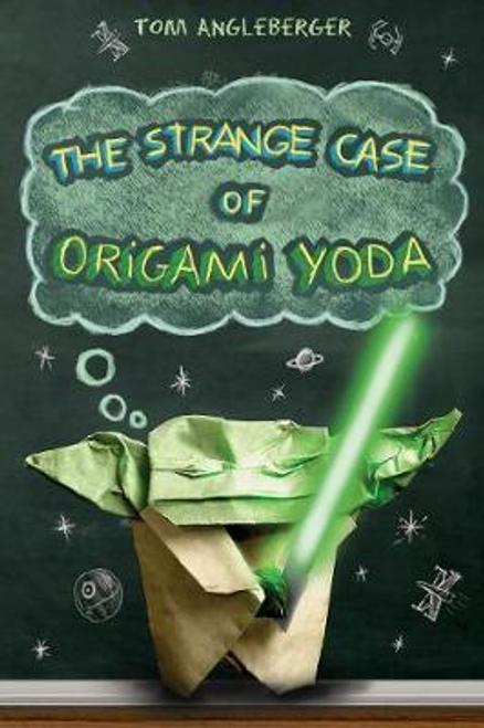 Angleberger, Tom / The Strange Case of Origami Yoda (Hardback)