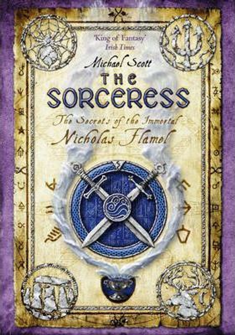 Scott, Michael / The Sorceress (Hardback)