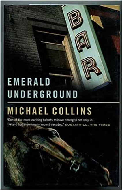Collins, Michael / Emerald Underground (Hardback)